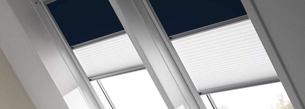 Tende notte giorno manuali colori speciali ediltermika for Finestre velux 55x98